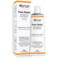 Orange Naturals Pain Relief Homeopathic Cream, 50 g | NutriFarm.ca
