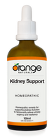 Orange Naturals Kidney Support Homeopathic, 100 ml | NutriFarm.ca
