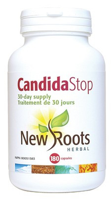 New Roots Candida Stop, 180 Capsules (30-Day supply)