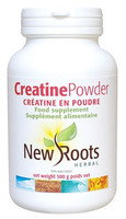 New Roots Creatine Powder, 500 g | NutriFarm.ca