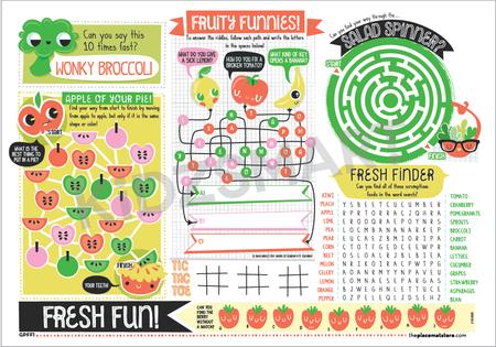 GPFF1 Fresh Fun 1