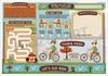 GPBK1 Bikes - BIKES CUSTOM PLACEMAT | 2,000 PER CASE