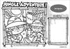 GPMX1 Aztec Adventure 1 with Logo & Menu
