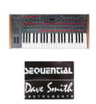 Dave Smith Instruments Pro 2 - Monophonic/Paraphonic Hybrid Synthesizer