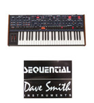 Dave Smith Instruments Sequential OB-6 - 6-Voice Polyphonic Analog Synthesizer