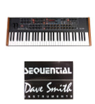 Dave Smith Instruments Prophet '08 PE - 8-Voice Analog Synthesizer