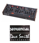 Dave Smith Instruments OB-6 Desktop Module - 6-Voice Polyphonic Analog Synthesizer