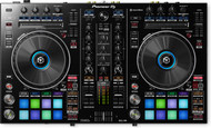 Pioneer DJ DDJ-RR - Portable 2 Channel Controller for rekordbox DJ