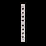 2hp Mult - Signal Splitter