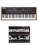 Dave Smith Instruments Prophet Rev2 8-Voice - Polyphonic Analog Synthesizer