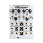 Hexinverter Galilean Moons - Dual Function Generator and VCA pairs