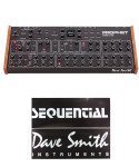Dave Smith Instruments Prophet Rev2 Desktop - 16-Voice Polyphonic Analog Synthesizer