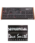Dave Smith Instruments Prophet Rev2 Desktop - 8-Voice Polyphonic Analog Synthesizer