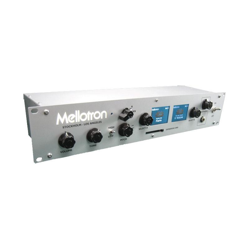 Mellotron M4000D Rack- Digital Mellotron