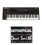 Dave Smith Instruments Sequential Prophet X - Samples-Plus-Synthesis Hybrid Synth