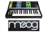 Moog Grandmother - Semi-modular Analog Synthesizer