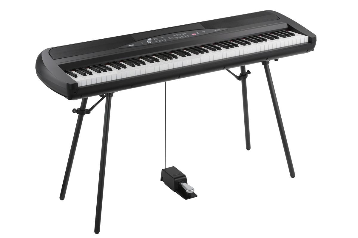 Korg SP-280 BK - Digital Piano