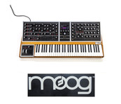Moog One 16-Voice - Tri-timbral Polyphonic Analog Synthesizer Pre-Order