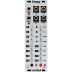 Intellijel Steppy 3U - 4-Track 64-Step Programmable Gate Sequencer