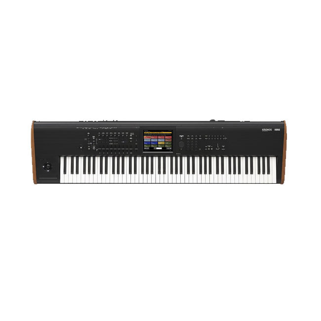 Korg Kronos 2-88 Synthesizer Workstation