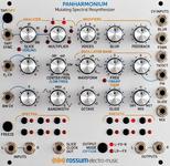 Rossum Electro Music Panharmonium Eurorack Mutating Spectral Resynthesizer