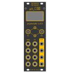 Tall Dog Electronics μo_C SE - Polymorphic CV Generator Black Panel