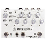 Empress Effects Echosystem - Dual Delay Pedal
