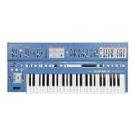 UDO Audio Super 6 - 12 Voice Polyphonic Binaural Analog Hybrid Synthesizer Blue