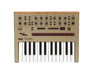 Korg Monologue Gold - Monophonic Analogue Synthesizer