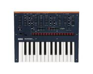 Korg Monologue Dark Blue - Monophonic Analogue Synthesizer
