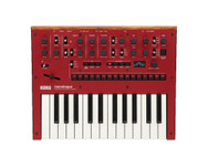Korg Monologue Red - Monophonic Analogue Synthesizer