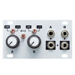 Intellijel Duatt 1U - Dual Attenuator / Inverter / Attenuverter / Multiplier / Mixer / DC Voltage Source