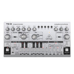 Behringer TD-3-SR - Analog Bass Line Synthesizer Silver