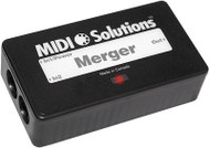 MIDI Solutions 2 in 1 out MIDI Merger Box