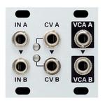 Intellijel Dual VCA 1U - Dual / Stereo Linear Voltage Controlled Amplifier
