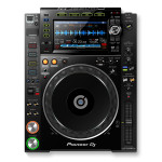 Pioneer DJ CDJ-2000NXS2 - Pro-DJ Multi Player with High-Res Audio Support