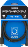 Boss BMIDI-5-35 TRS/MIDI Cable 5ft