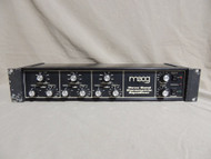 Moog Three Band Parametric Equalizer Vintage Rack Effect