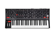 Moog Matriarch Dark Patchable 4-note Paraphonic Analog Synthesizer