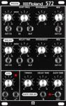 Roland System-500 572 - Modular PHASE SHIFTER/DELAY/LFO