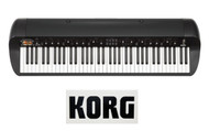 Korg SV-1 73 Black - Stage Vintage Piano