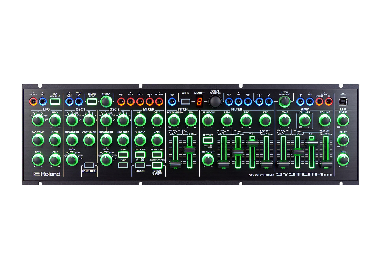 Roland AIRA SYSTEM-1m - PLUG-OUT Synthesizer