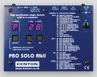 Kenton Pro Solo MkII High specification single synth MIDI to CV converter