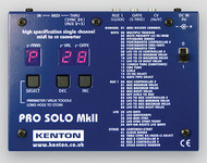 Kenton Pro Solo MkII High specification single synth MIDI to CV converter
