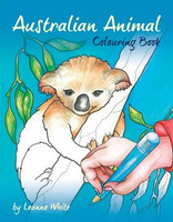 Australian Animal Colouring Book