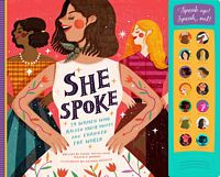 Spoke She 14 Women Who Raised Their Voices