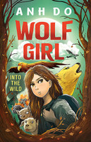 Wolf Girl Into the Wild
