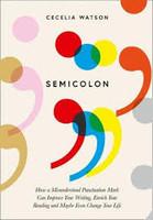 Semicolon The Past, Present, and Future of a