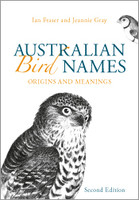 Australian Bird Names Origins and Meanings