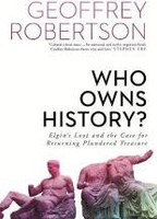 Who Owns History Elgin's Loot and the Case